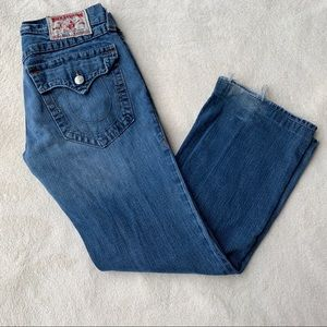 True Religion World Tour Jeans Billy Boot Cut